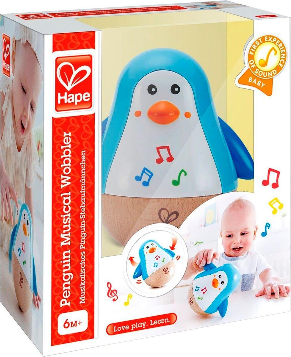 Hape Stehlauf-Pinguin Musik