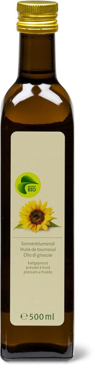 Bio Sonnenblumenöl kaltgepresst