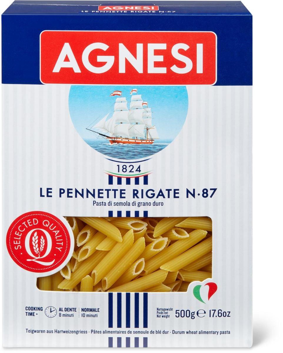 Agnesi Pennette Rigate