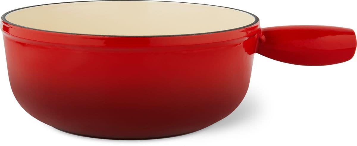 Cucina & Tavola Caquelon en fonte, 23cm