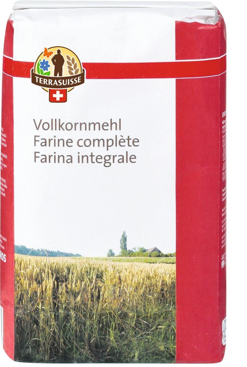 Terrasuisse Farine complète