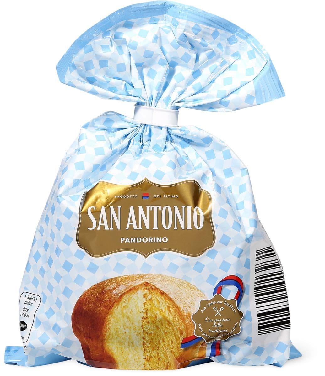 San Antonio Pandorino
