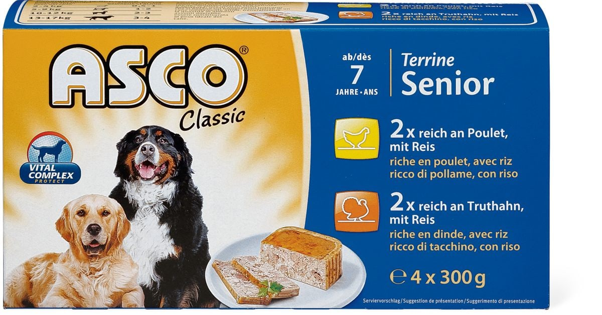 Asco Senior Terrine