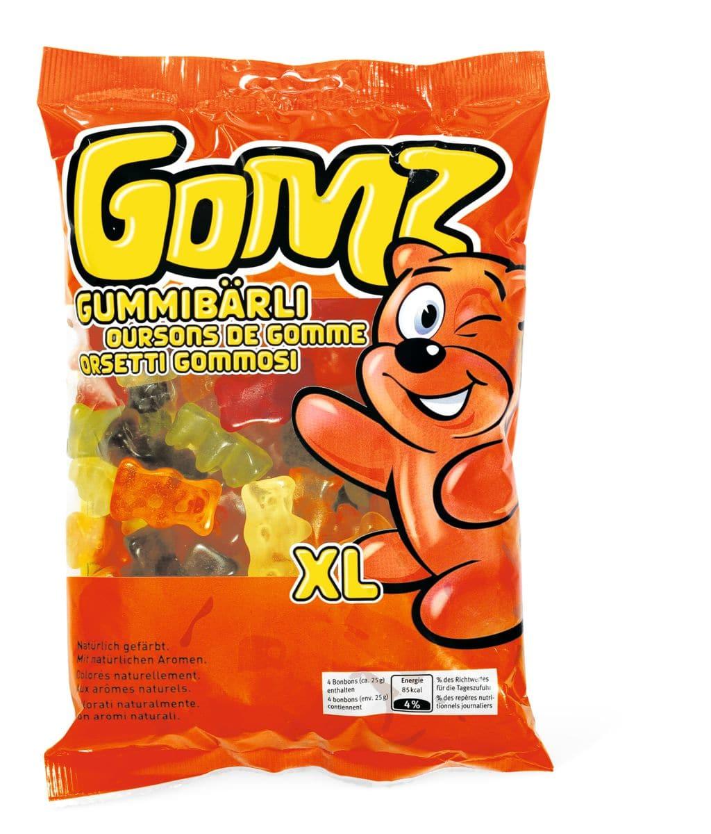 Gomz Gummibärli XL