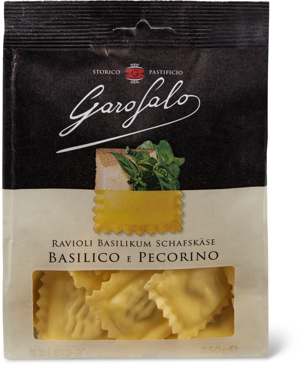 Garofalo Ravioli basilic pecorino