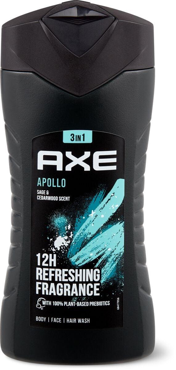 Axe Dusch Apollo