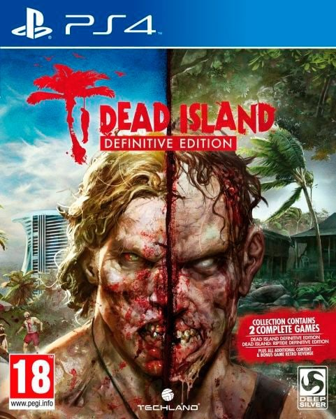 PS4 - Dead Island Definitive Edition Collection Box