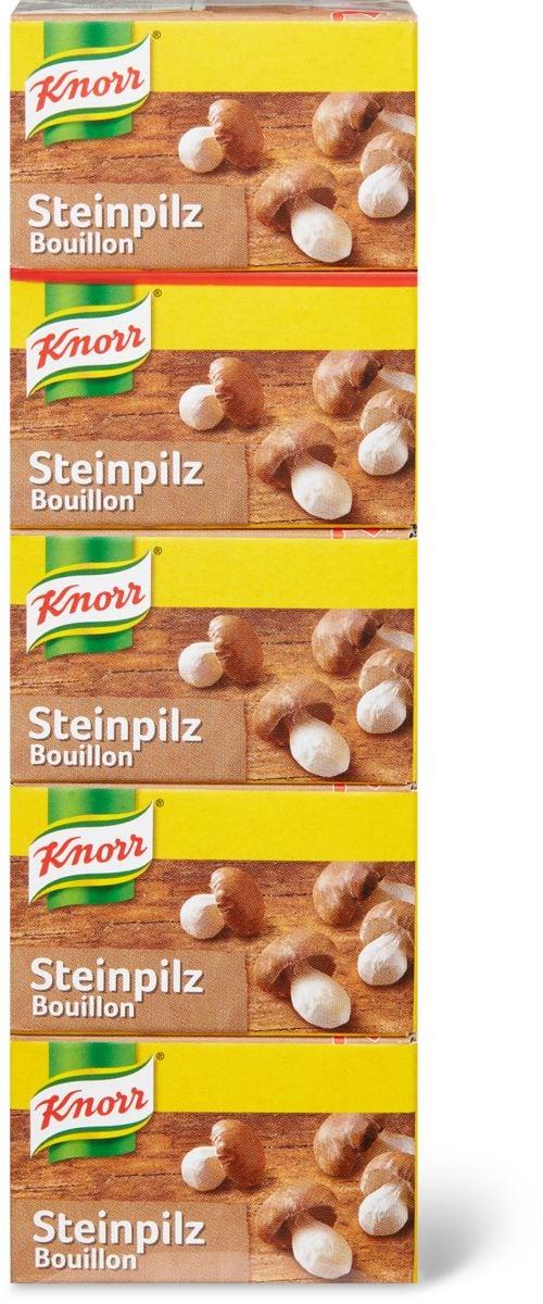 Knorr Bouillon de bolets