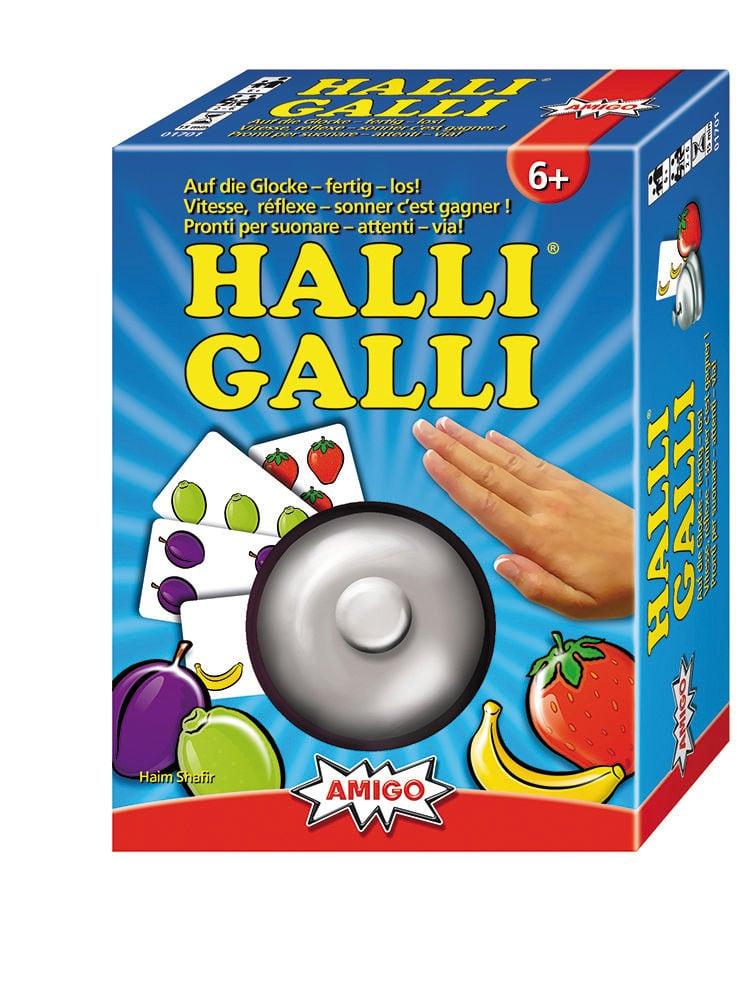 Amigo Halli Galli Gesellschaftsspiel