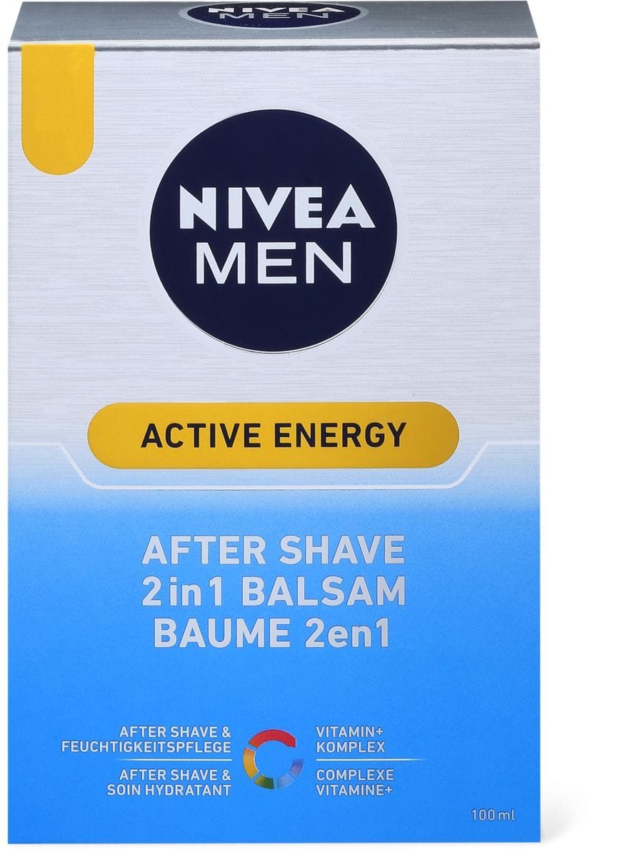 Nivea Men Active Energy Balsamo