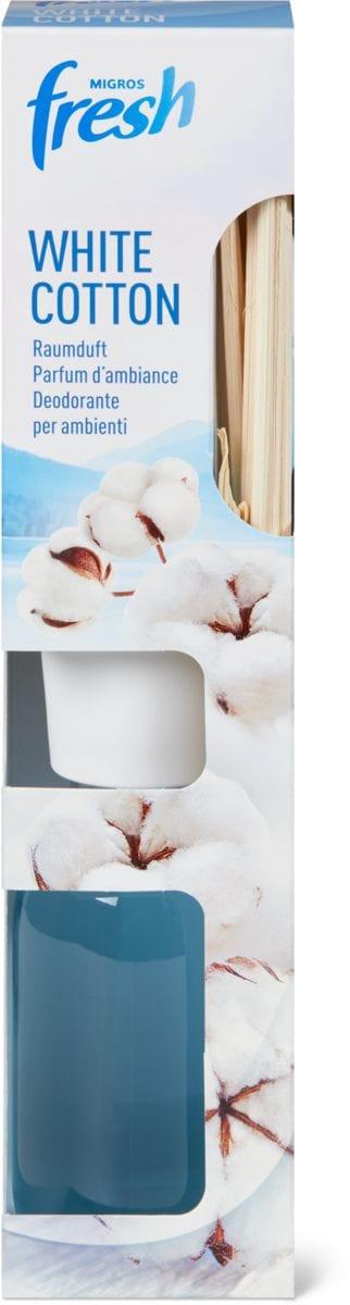 M-Fresh Bâtonnets parfumés White Cotton