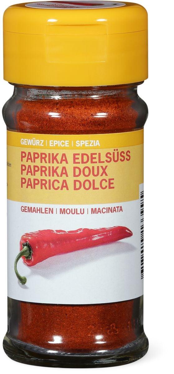 Paprika doux moulu