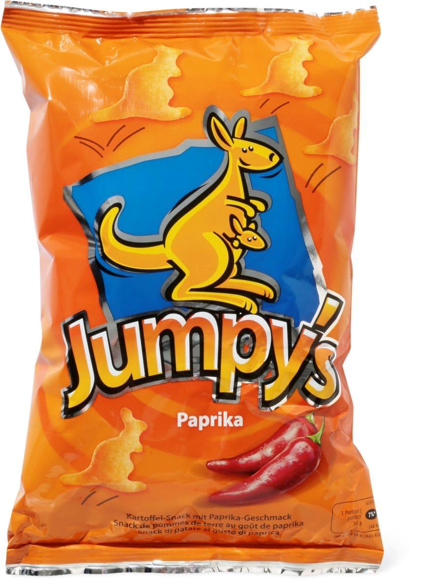 Jumpy's Paprika