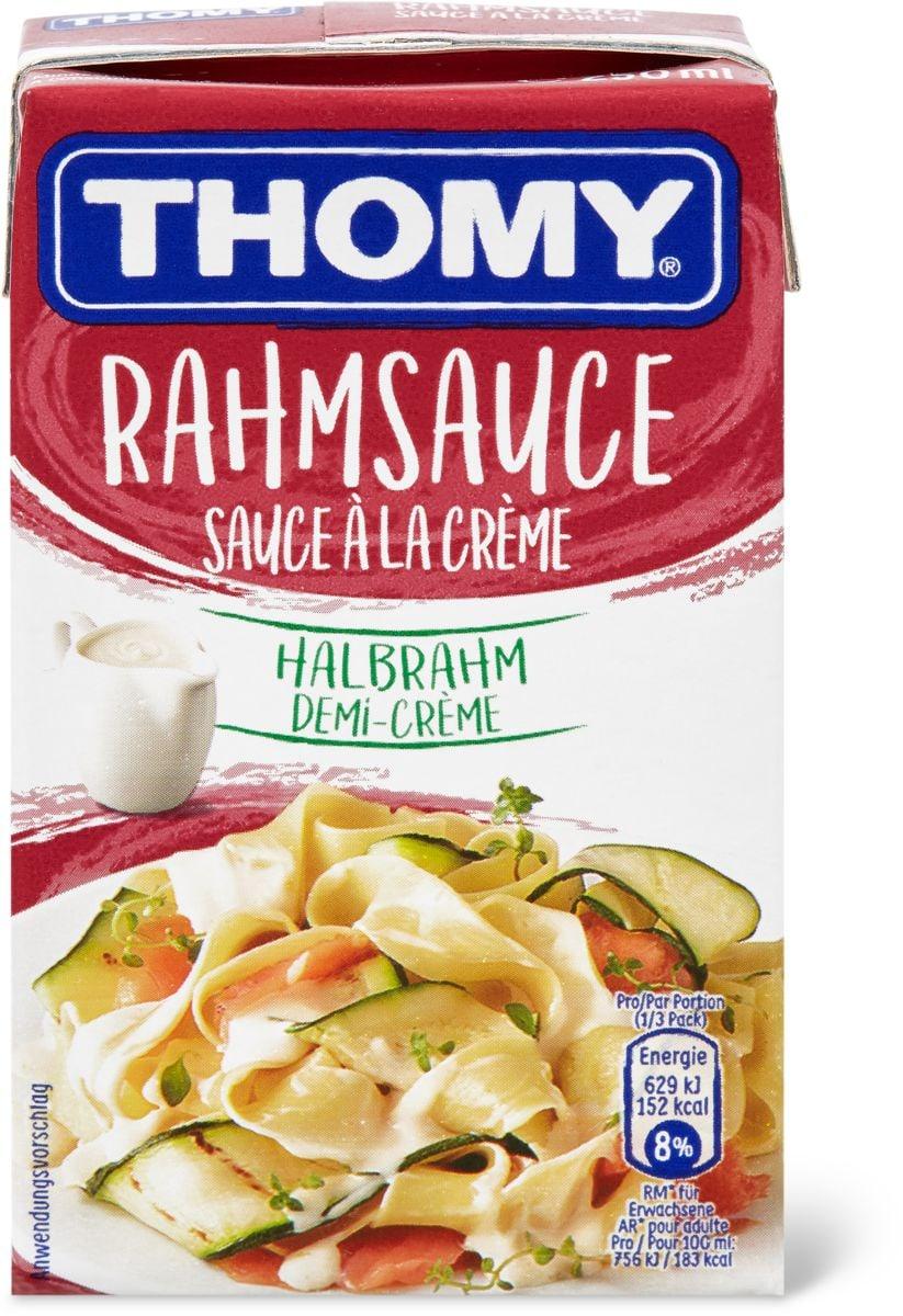 Thomy Sauce Bechamel Migros Migipedia