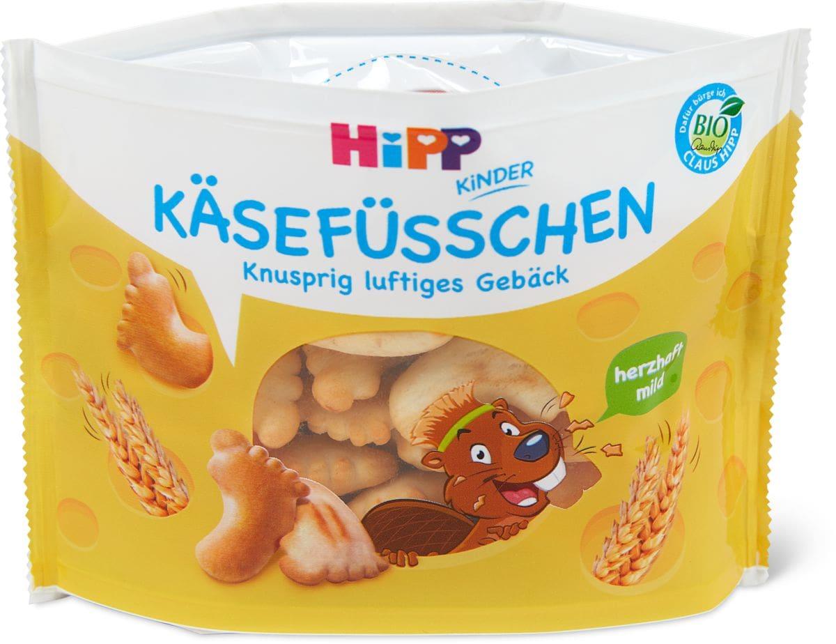 HiPP petits pieds au fromage pour enfant