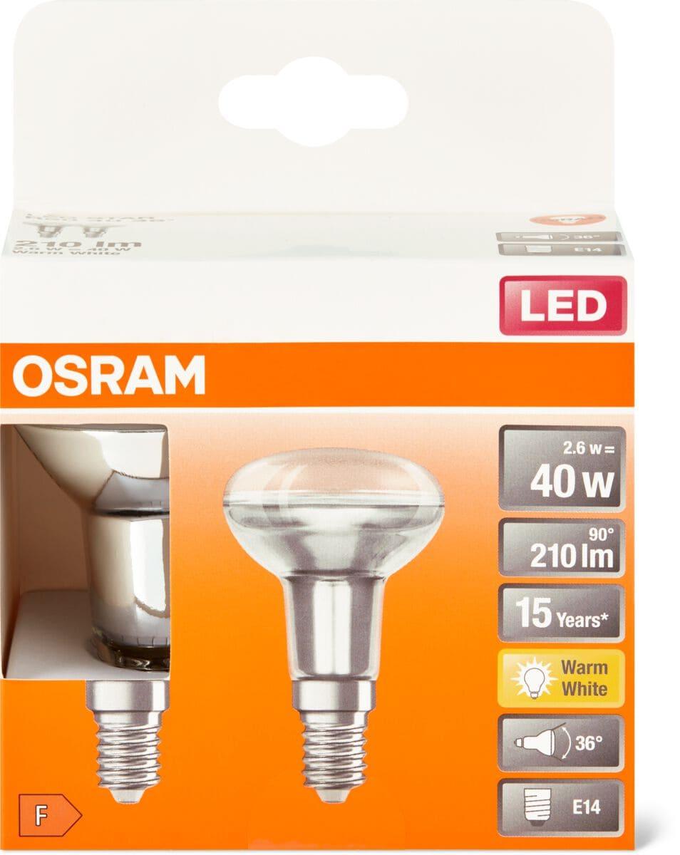 Osram LED RETROFIT R50 40 E14