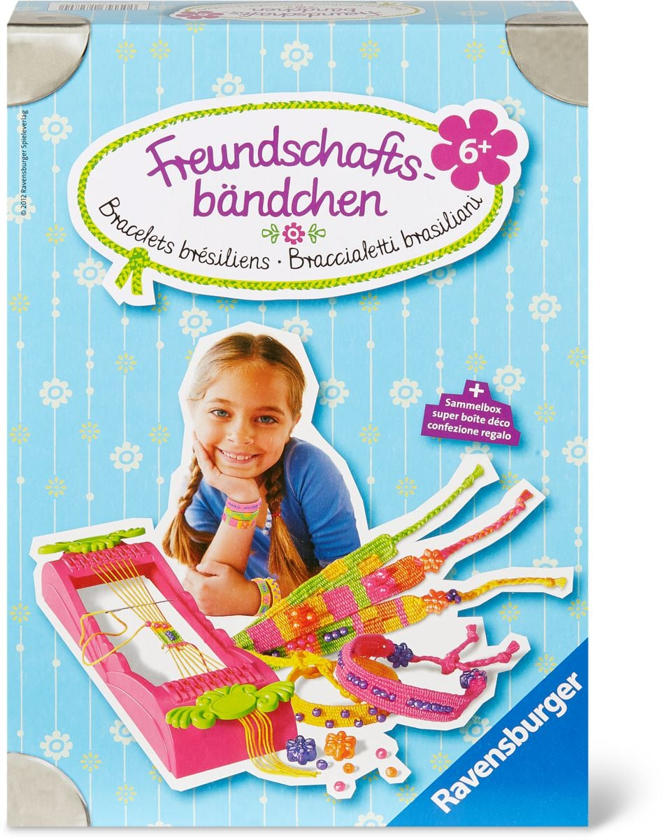 Ravensburger Freundschaftsbändchen