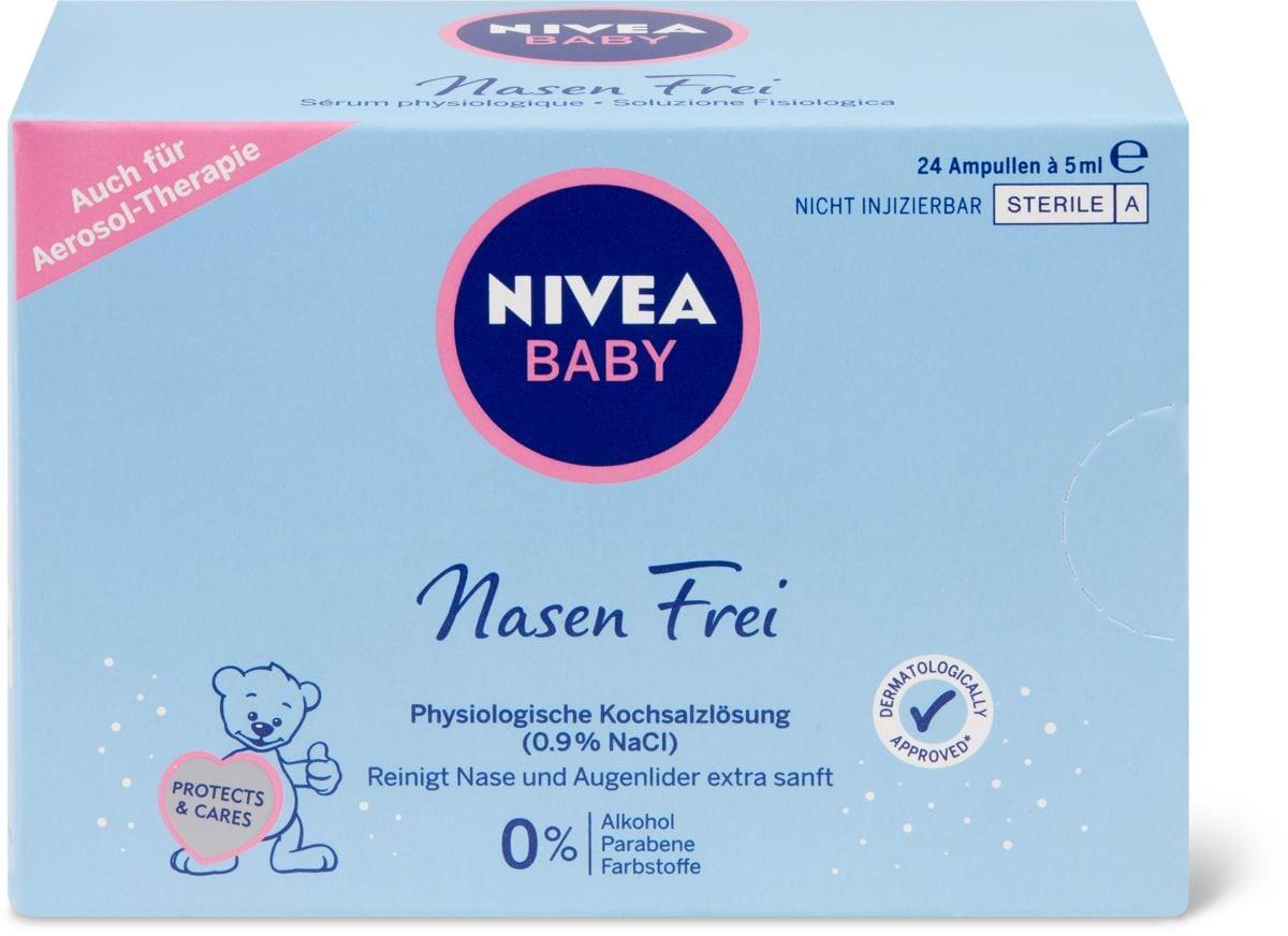 Nivea Baby Sérum physiologique