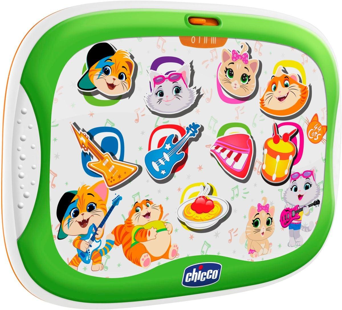 Chicco Mio Tablet Musicale (IT) Giochi educativi