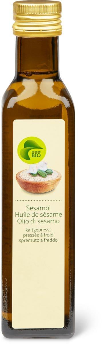 Bio Sesamöl kaltgepresst