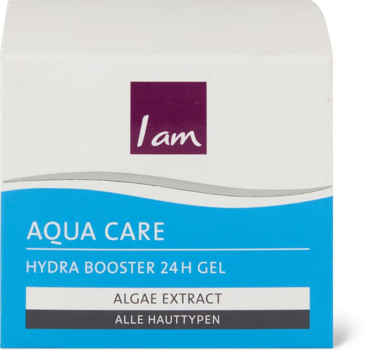 I am face Aqua gel idratante
