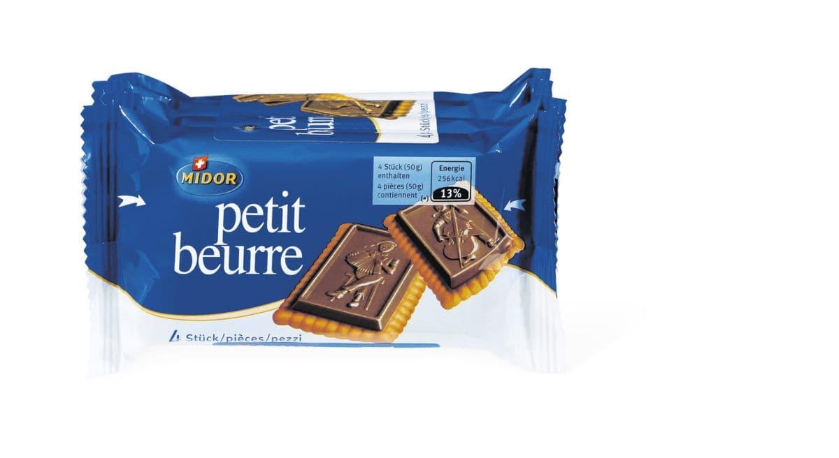 Petit Beurre Chocolat au lait