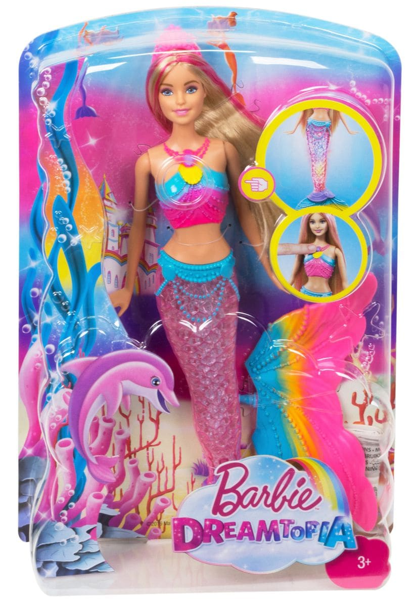 Barbie DHC40 Dreamtopia Rainbow