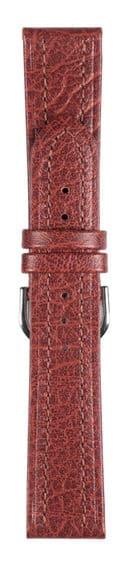 Cinturino per orologio WILD CALF marrone 12mm