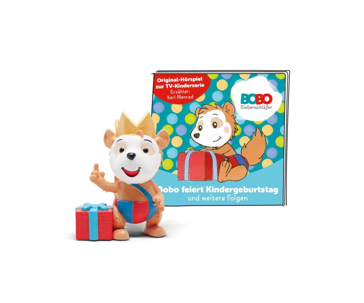 Tonies Hörbuch Bobo Siebenschläfer - Bobo feiert Kindergeburtstag (DE)