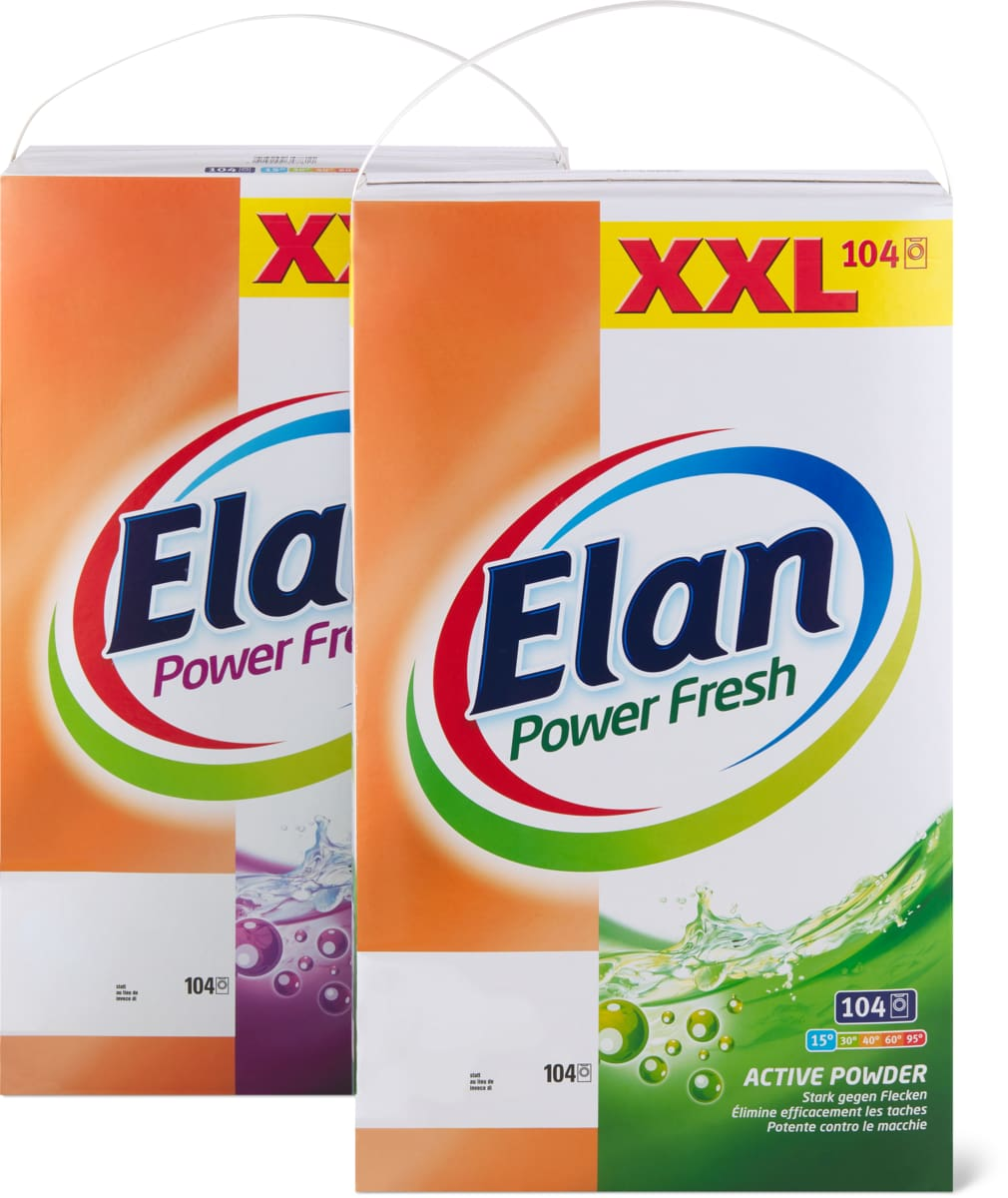 Elan Waschmittel