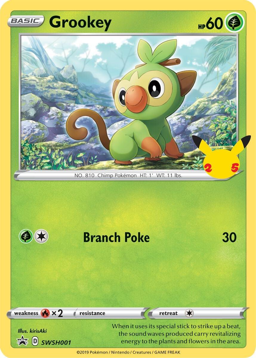 Pokémon Oversize Card 3-Pack Galar Gesellschaftsspiel
