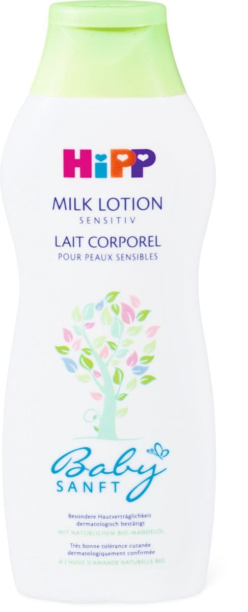 Hipp Baby Sanft Milk - Lotion