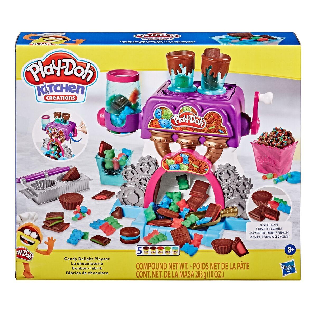 Play-Doh Bonbon Fabrik Modelieren