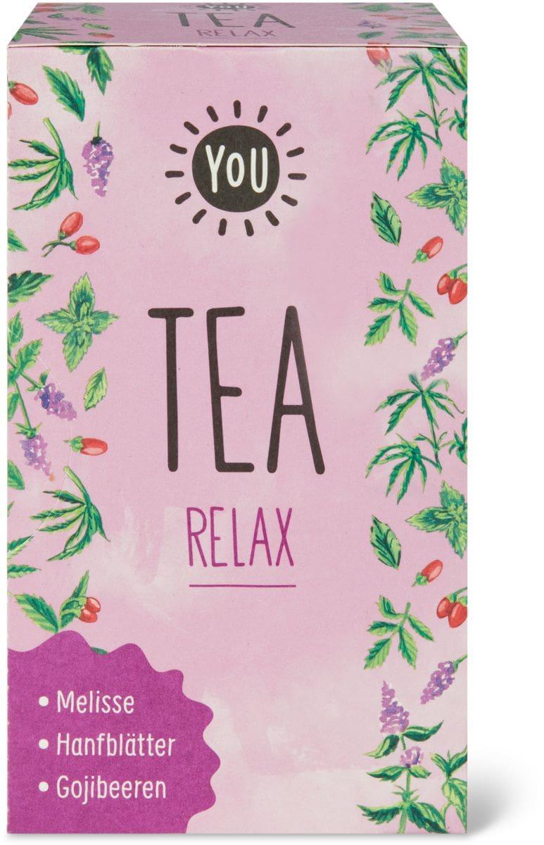 Bio YOU Relax Tea