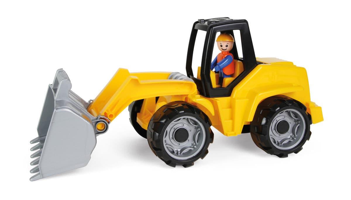 LENA® Fahrzeugsortiment Sandspielzeug