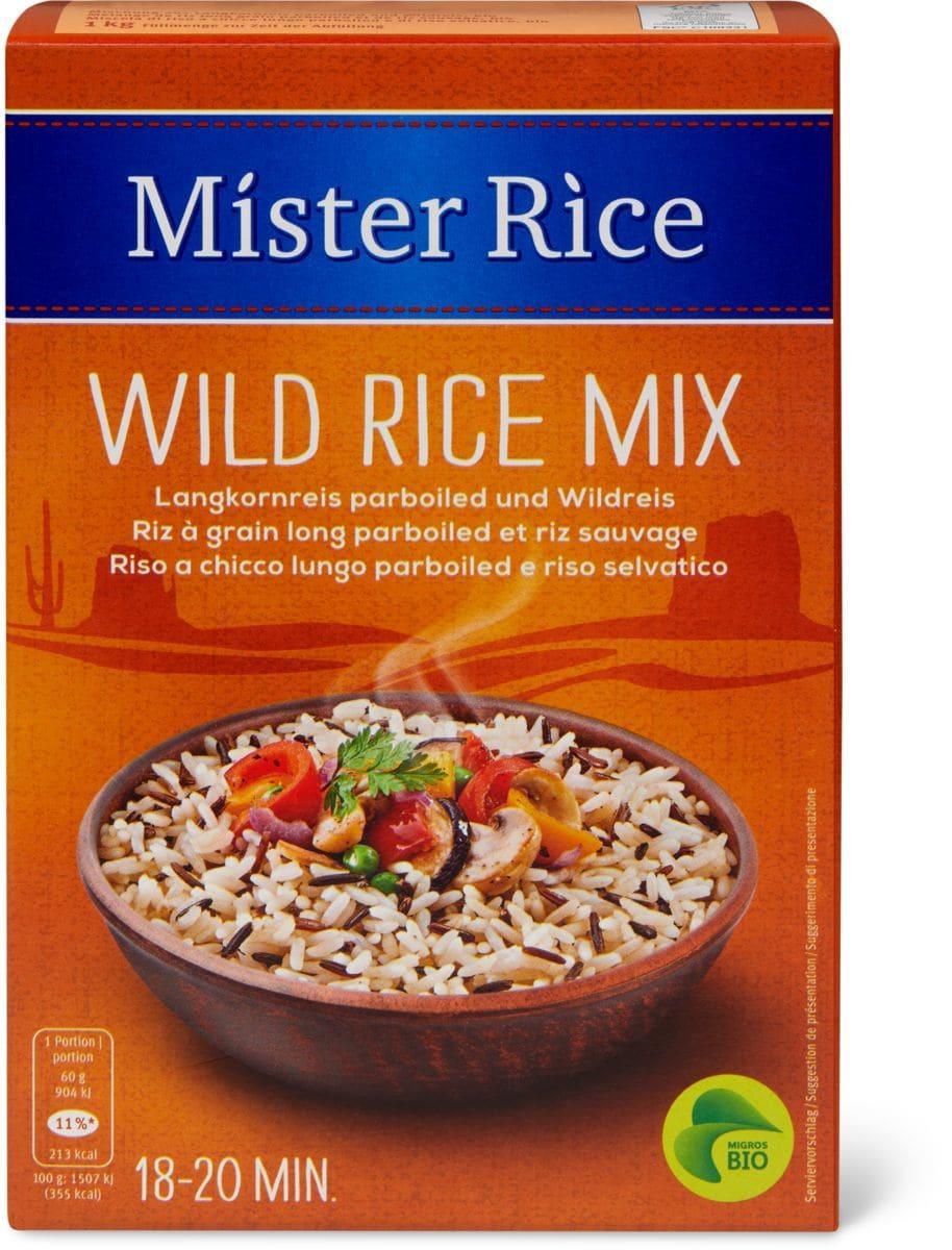 Bio Mister Rice Wild Rice Mix
