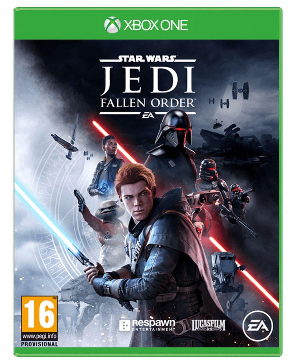 Xbox One - Star Wars: Jedi Fallen Order Box