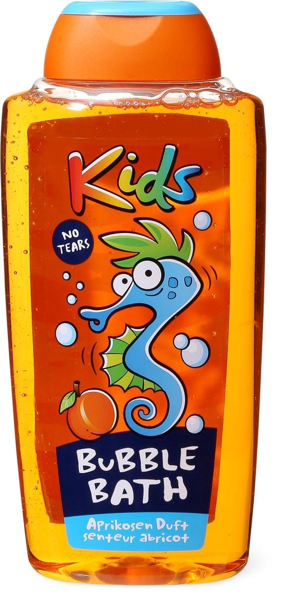 Kids Bubble Bath Apricot