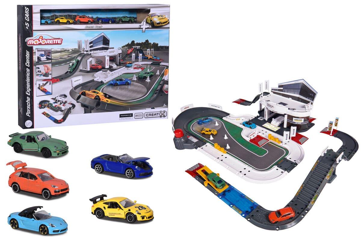 Majorette Porsche Experience Center Bahn