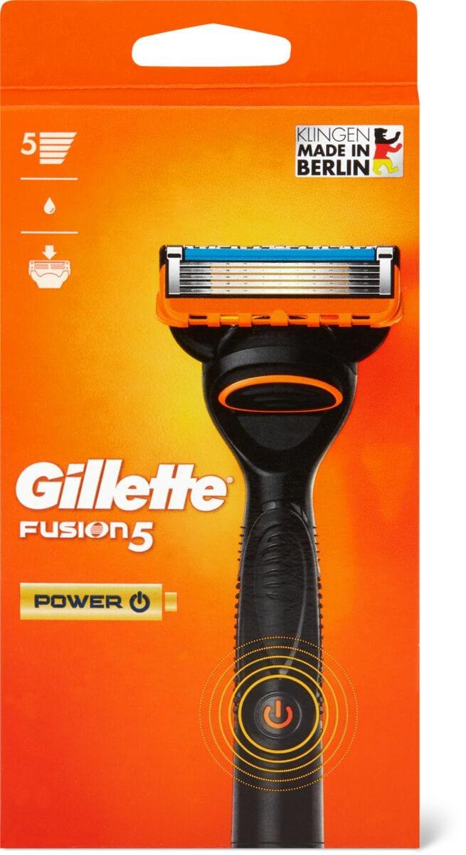 Gillette Fusion Power Rasierer