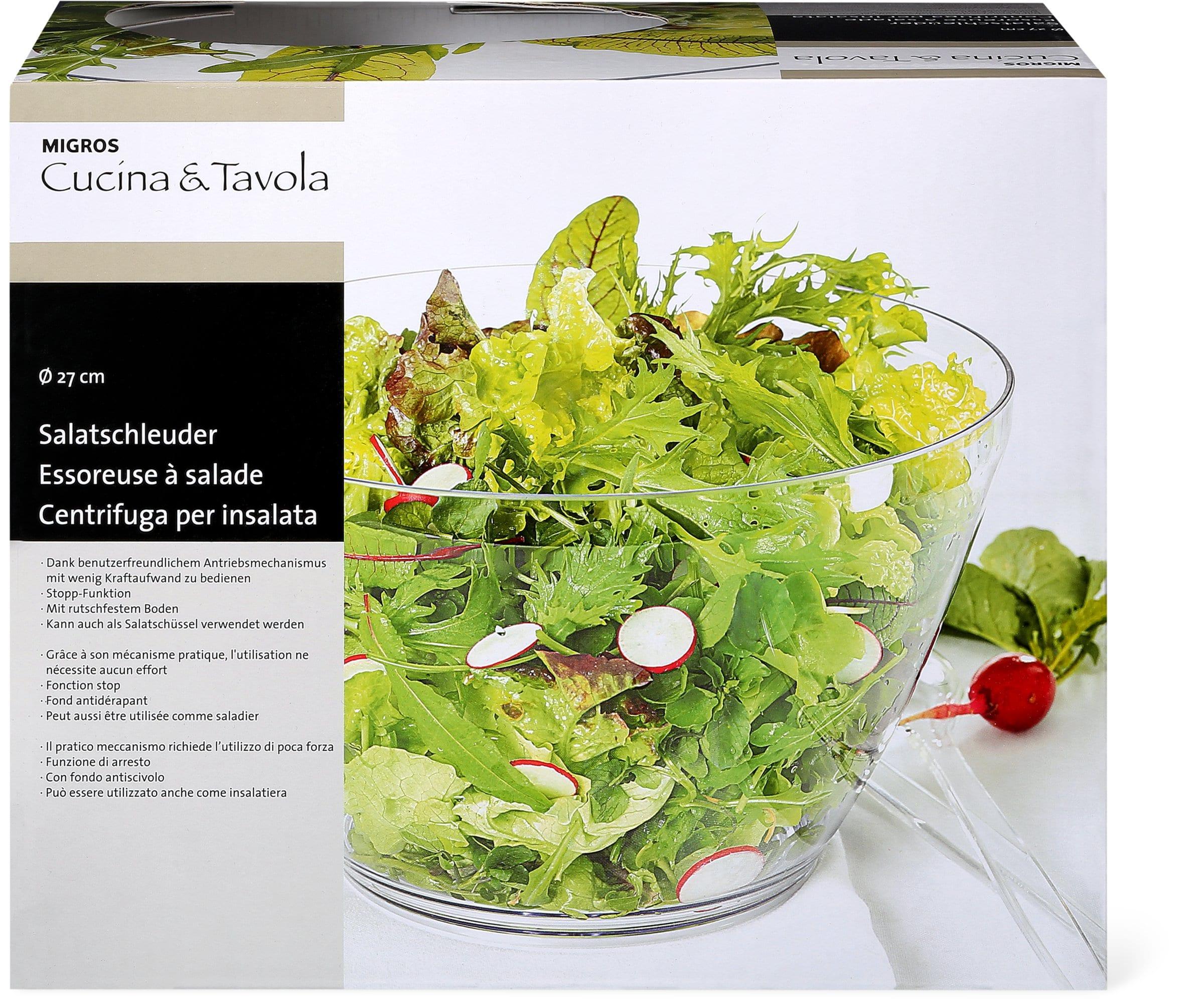 Rotho Centrifuga per insalata