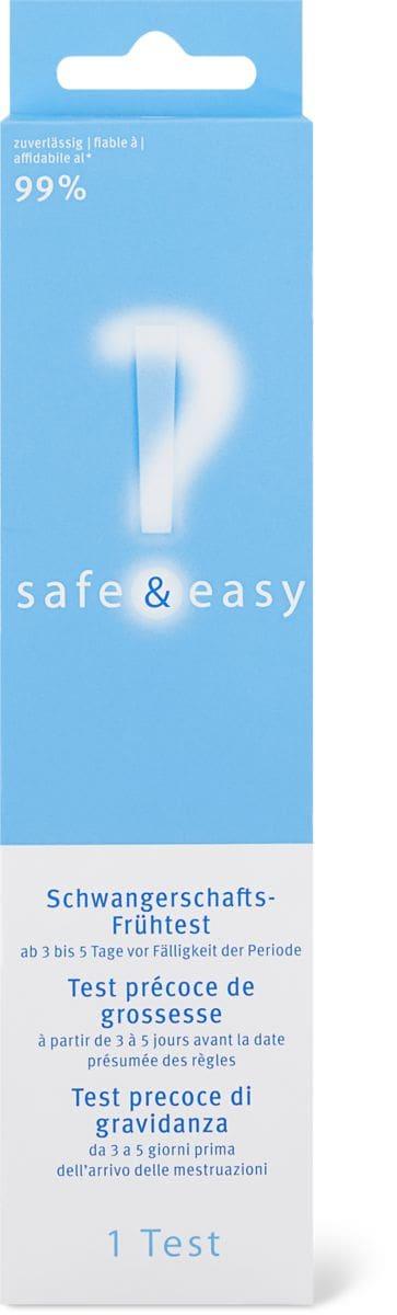 Safe&Easy Schwangerschaftstest