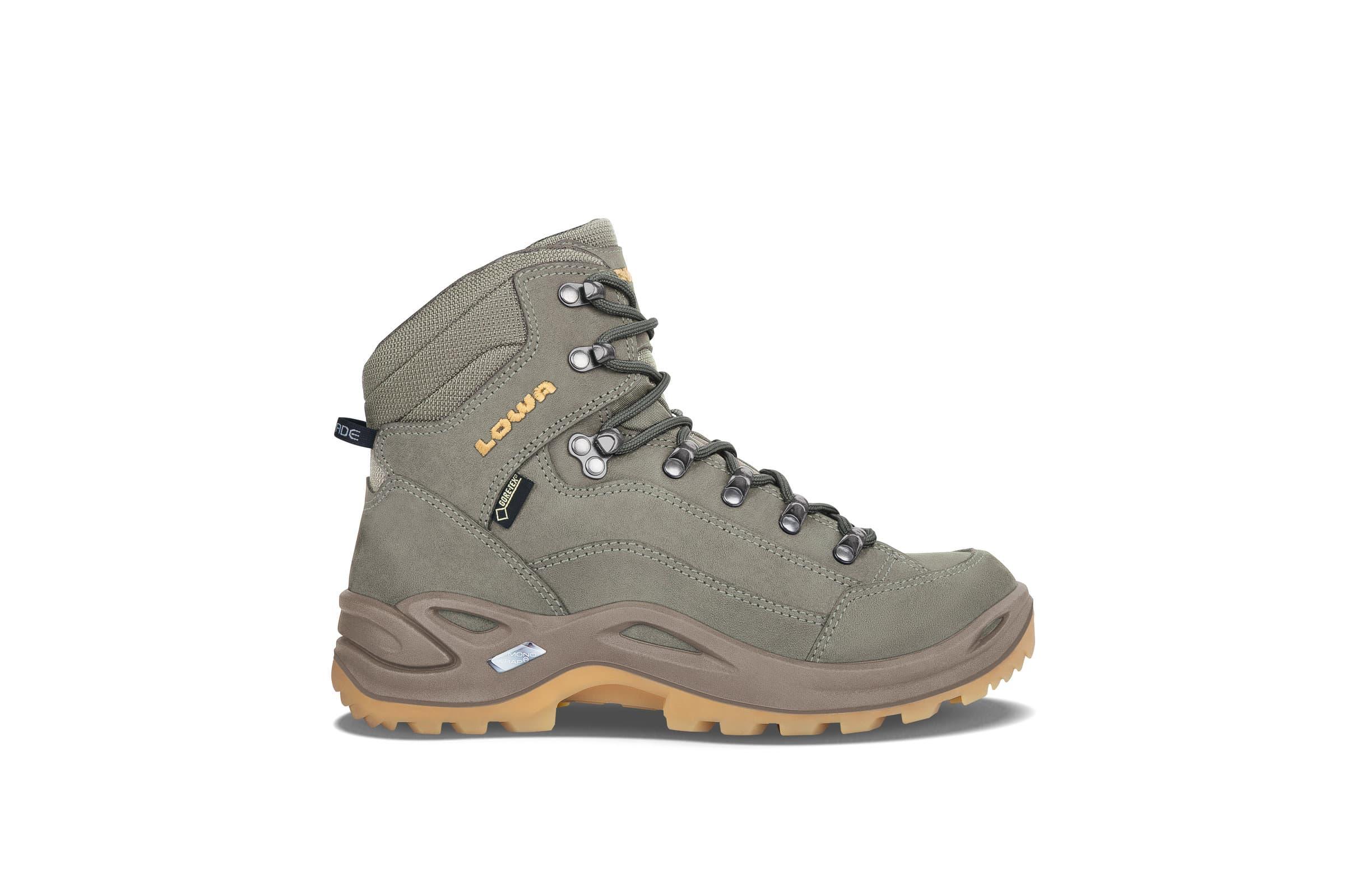 Lowa Renegade Mid GTX Chaussures de randonnée pour femme