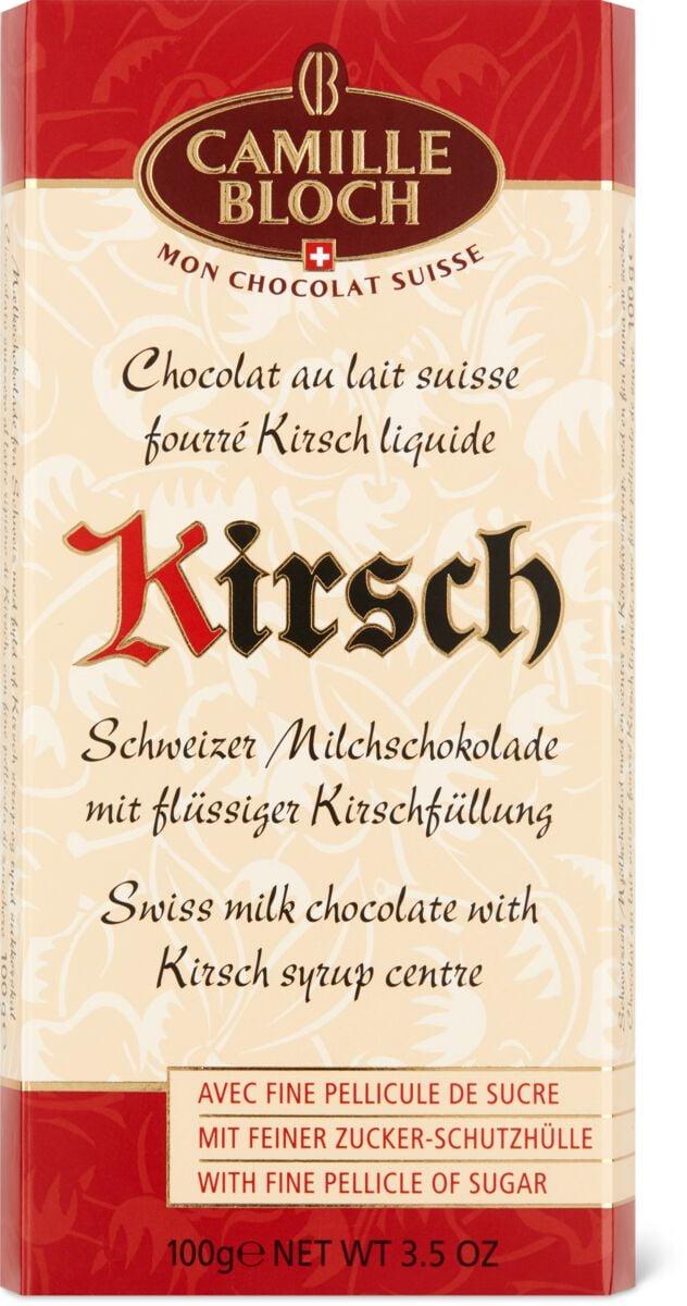 Camille Bloch Kirsch mit Zuckerkruste