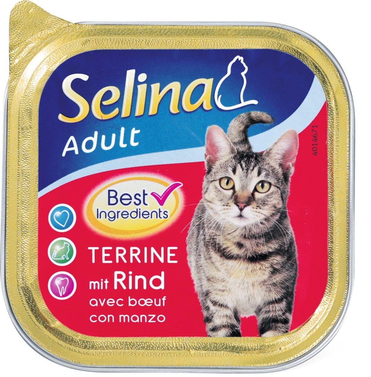 Selina Adult Terrine Manzo