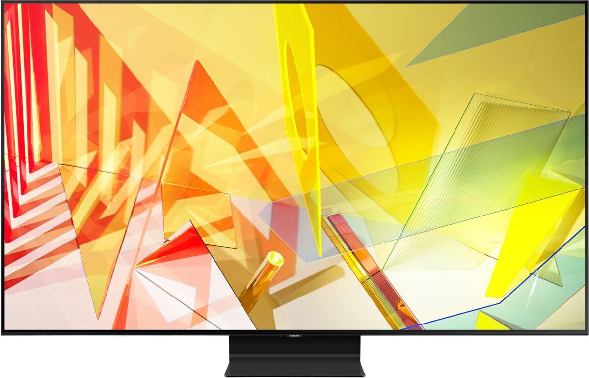 "Samsung QE-75Q90T 75"" 4K Tizen QLED TV"