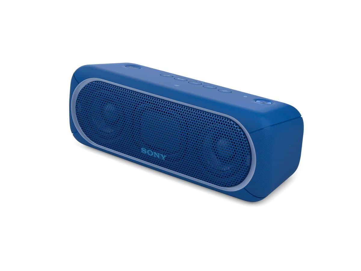 sony srs xb30l blau bluetooth lautsprecher migros. Black Bedroom Furniture Sets. Home Design Ideas
