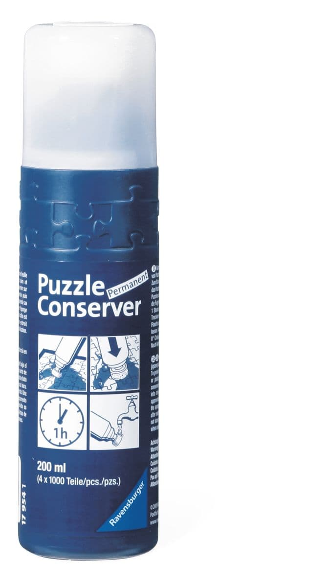 Ravensburger Flasche Puzzle Conserver Permament Puzzle