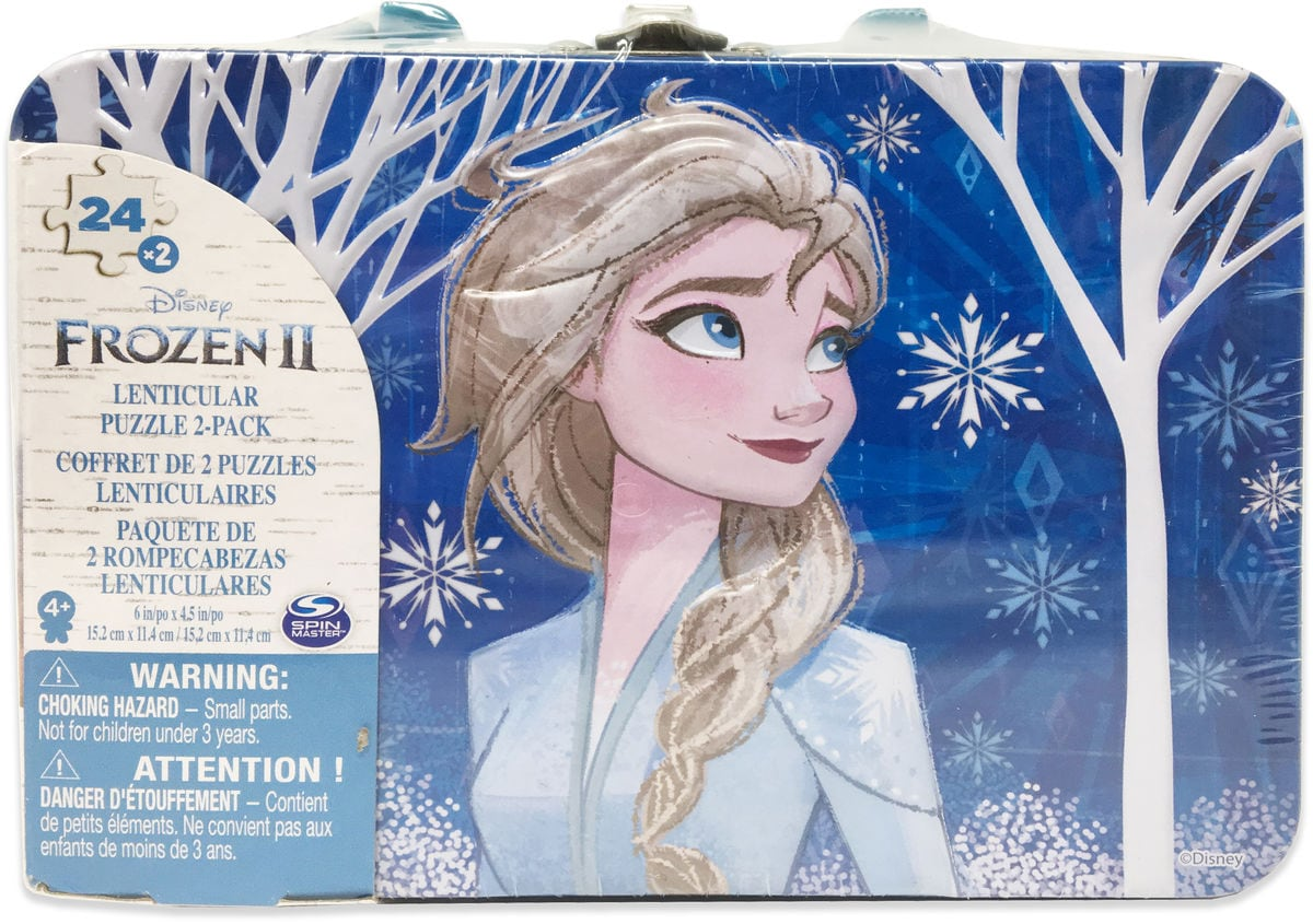 Spin Master Frozen 2 Memokarten Gesellschaftsspiel
