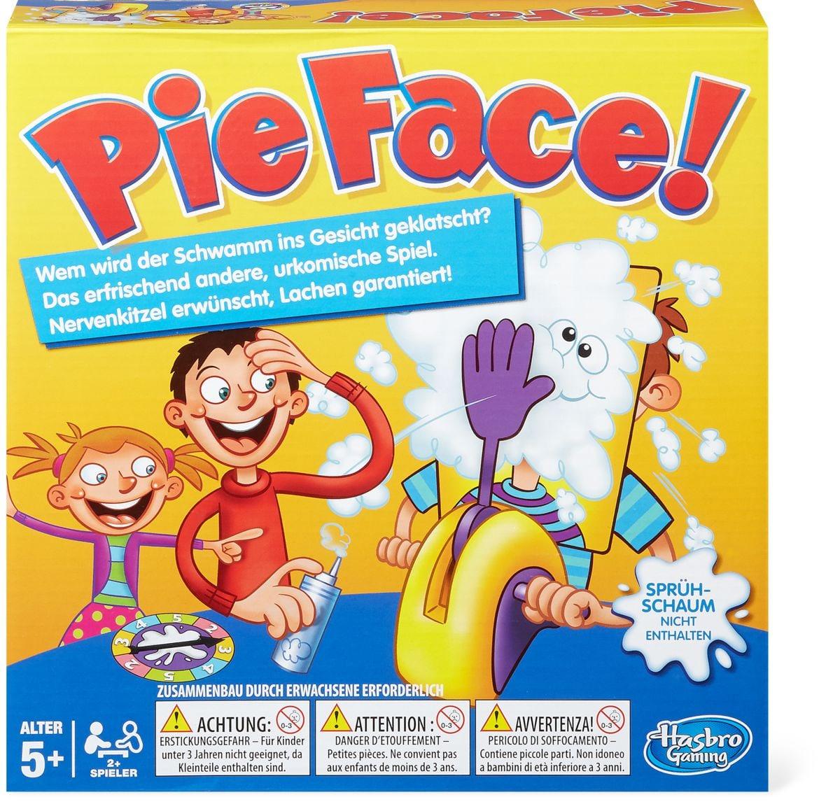 Pie Face (D)